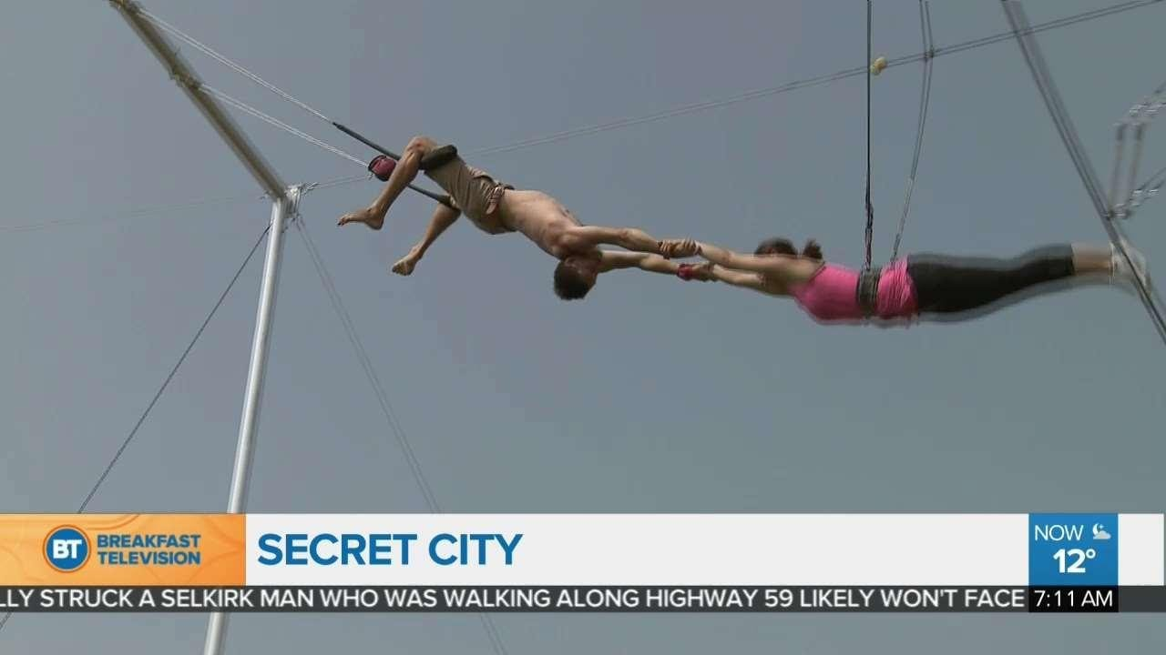 Secret City: Rocky Mountain Trapeze