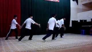 Bèo Dạt Mây Trôi + Nhất Quỉ Nhì Ma - Flashmob 9A1