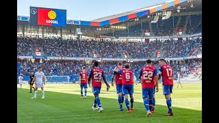 Highlights: FC Basel vs. FC Sion - 12.08.2018