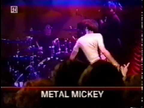 Suede - 05 Metal Mickey (Munich 1993)