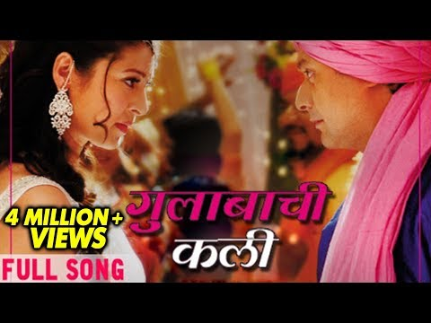 Gulabachi Kali  Full  Song  Tu Hi Re  Swapnil Joshi  Tejaswini  Marathi Movie  Haldi Song