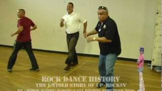 Trailer #1 - ROCK DANCE HISTORY: The Untold Story of Up-Rockin