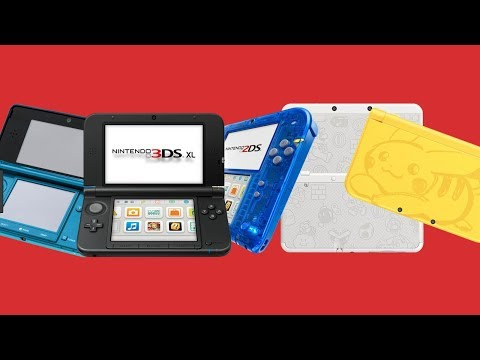INSANE Nintendo 3DS/2DS CONSOLE COLLECTION!!!