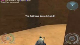 Star Wars Movie Battles II: Game Log X