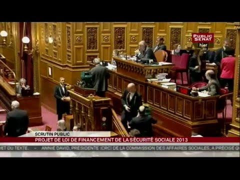 Projet de loi de finances de la sécurité sociale - SEANCE (30/11/2012)