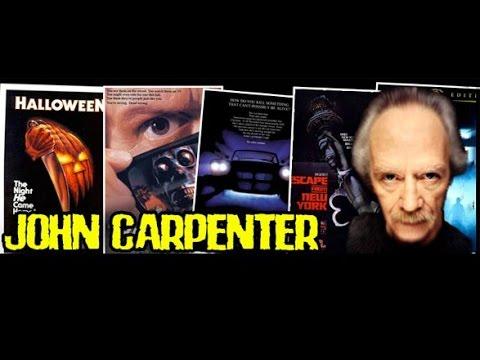 John Carpenter Exclusive Interview.