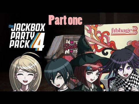 v3 plays: Jackbox Party Pack 4 | part uno |