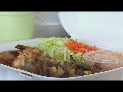 Aloha Restaurant Donates Meals To Medical Workers