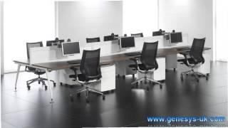 Vega Bench Desk - Vega Bench Desking - Vega Team Tables
