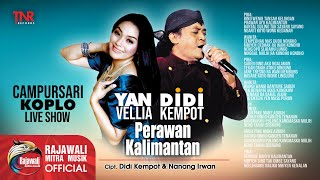 Didi Kempot feat Yan Vellia Perawan Kalimantan Official Music Video