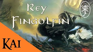 La Historia de Fingolfin, hijo de Finwë