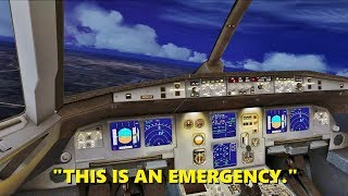 "Declaring Emergency in a ""SERIOUS"" Flight Sim Session (Multiplayer)"