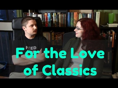 For the Love of Classics Tag (+ David!)