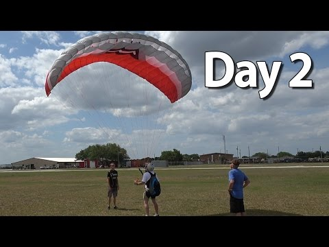 AviatorPPG Paramotor Training Day 2