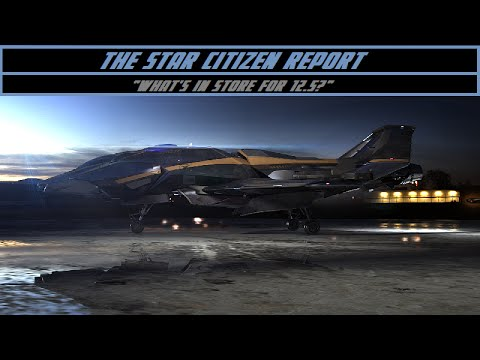 "The Star Citizen Report  - ""What's in store for 12.5?"" -  Episode 18"