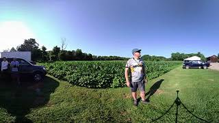 Neooc Drone Mission For Corn Maze 2018