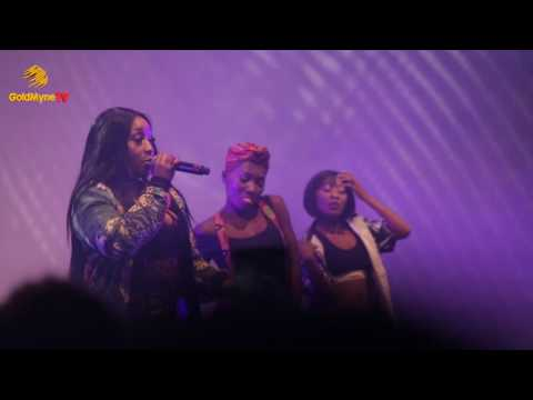VICTORIA KIMANI  LIVE PERFORMANCE AT MVP 2016