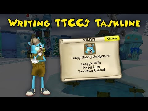 Writing TTCC's Taskline