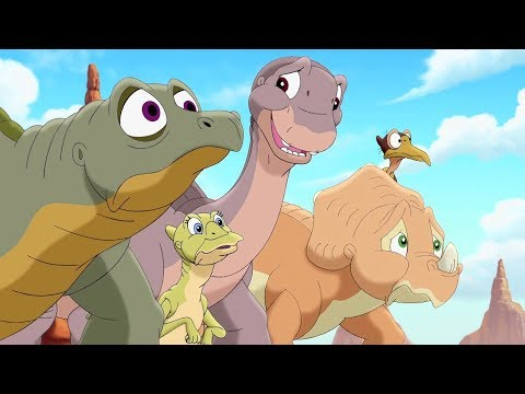 The Land Before Time 112 | The Days of Rising Waters | HD | Full Episode