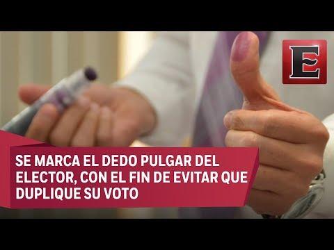 IPN proporcionará la tinta indeleble para las elecciones 2018