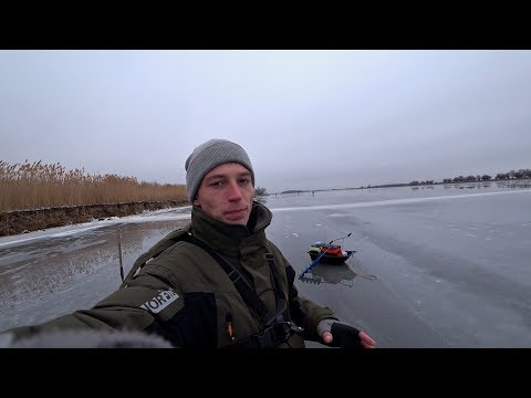 Зимняя Рыбалка в Астрахани 2019. Не ожидал поймать эту рыбу на балансир!