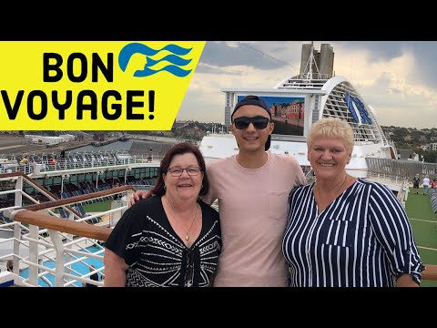 Cruise To Australia With Princess Cruises Sun Princess L Cruise Vlog L Ep. 3