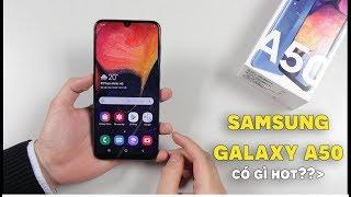 Samsung Galaxy A50 có gì mà lại hot thế ???