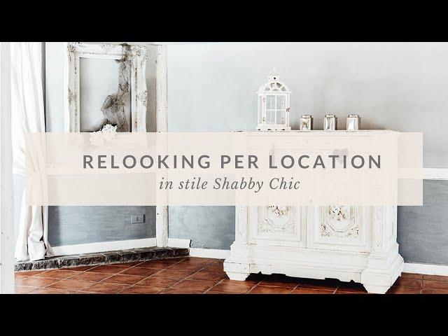 RELOOKING DI GRUPPO - Location per matrimoni in stile Shabby Chic