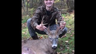 Hunting Public Land Buck in PA during the PA bow hunting season