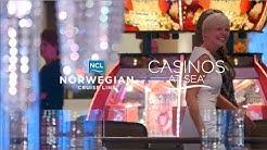 Casinos At Sea - Norwegian Cruise Line