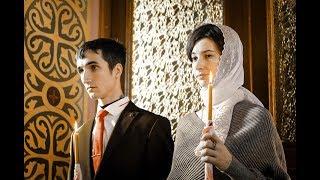 Сергей Настя венчание клип