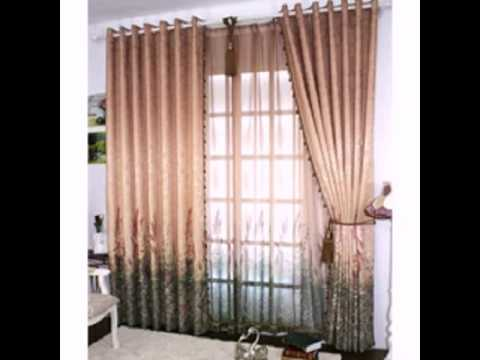 beaded curtain and cafe curtains from http://www.ogotobuy.com/
