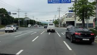 부산대성자동차운전전문학원 도로주행A코스