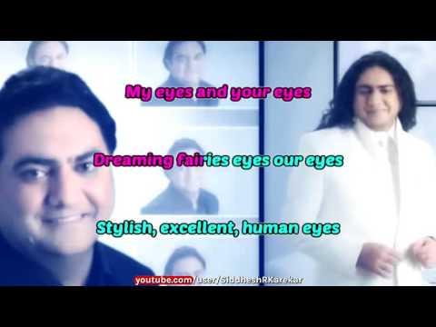 Taher Shah - Eye to Eye (Instrumental / Karaoke) with Lyrics
