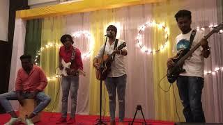 Kaise Hua | LIVE | Cover | Kabir Singh |Vishal Mishra | Shahid Kapoor
