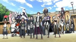 Kyoukai Senjou no Horizon Staffel 1 & 2  (Ger sub)