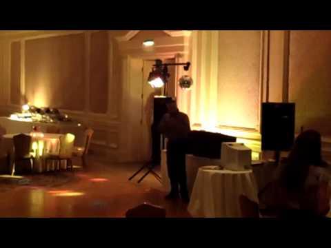 Karaoke - Jailhouse Rock - Corporate Party Elvis Dance Moves!