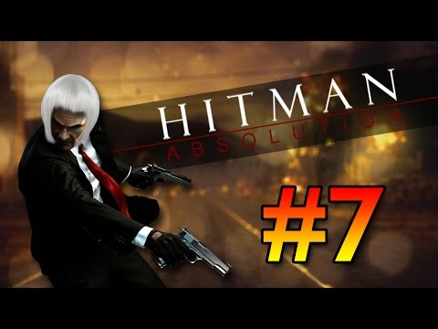 Hitman Absolution - PEMBUNUH SEXY !! - Namatin Story Mode #7