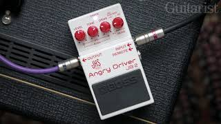 Boss JB-2 Angry Driver Demo