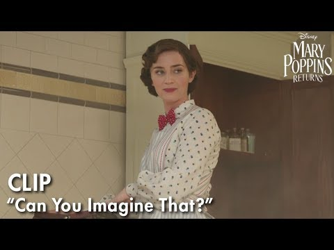 """""""Can You Imagine That?"""" Clip 