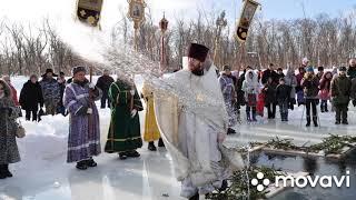 Крещение— один из важных праздников в православии.