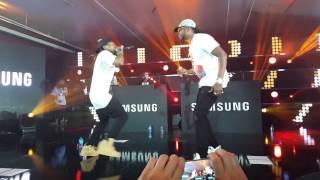 Lil Wayne 2 Chainz - Duffle Bag Boys Jimmy Kimmel Live SXSW