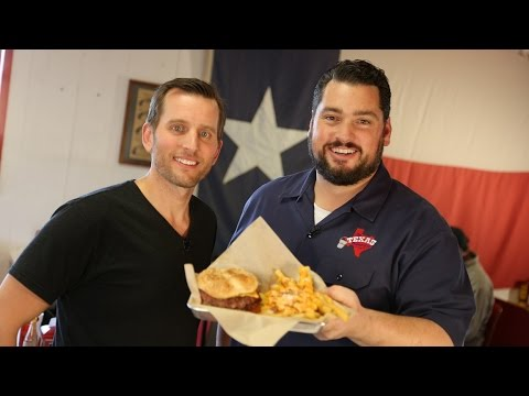 The Texas Bucket List - Capt. Billy Whizzbangs In Waco