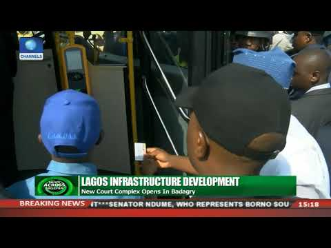 Ambode Commissions Projects, Inaugurates Cmte For Oil Production In Badagry