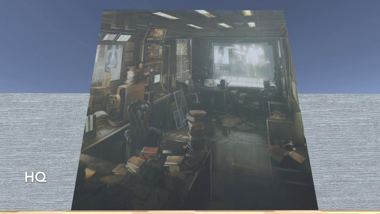 """""""Headquarters"""" Original Music by Stewart Mitchell"""