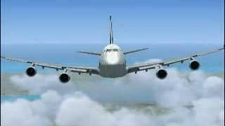Last flight to New York- An FSX Film