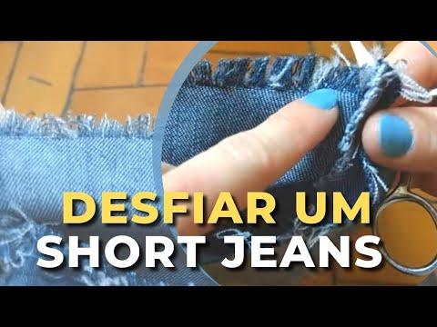 como-desfiar-um-short-jeans