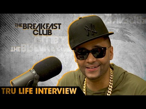 Tru Life Interview With The Breakfast Club (6-27-16)