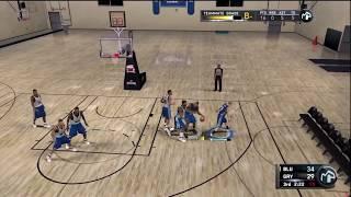 NBA 2K11 My Player - Draft Combine Game 1