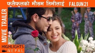 "FULAI FULKO MAUSAM TIMILAI ""FFMT"" Nepali Movie Trailer | Ft. Neeta Dhungana, Aamesh Bhandari"